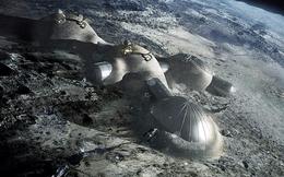 """Cho người sống tại không gian mô phỏng Mặt Trăng, Trung Quốc dự tính """"đô hộ"""" vệ tinh này"""
