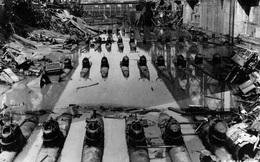 Số phận tàu ngầm mini Nhật Bản trong tay quân đội Mỹ thời Thế chiến 2