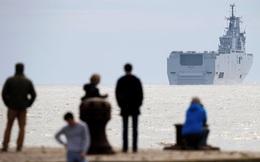 Cười người hôm trước, hôm sau người cười: Nga chẳng mất xu nào để có công nghệ tàu Mistral