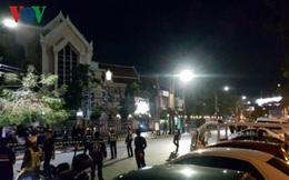 Nổ bom trước Nhà hát Quốc gia Thái Lan, 2 người bị thương