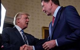 """Sốc: Ông Trump từng yêu cầu cựu Giám đốc FBI Comey """"tha"""" cho Tướng Flynn"""