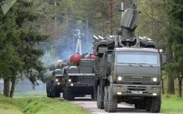 Nga thị uy sức mạnh lực lượng tên lửa bảo vệ Moscow