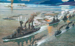 Trận hải chiến có quy mô lớn nhất trong lịch sử chiến tranh