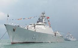Dấu ấn Hải quân Việt Nam: Sánh vai cùng những tàu chiến hiện đại nhất thế giới ở Changi