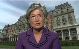 Tổng thống Hàn Quốc bổ nhiệm nữ Ngoại trưởng đầu tiên trong lịch sử
