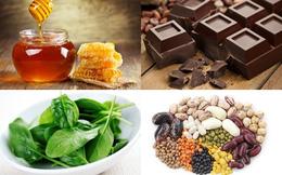 10 thực phẩm bạn nên ăn một tuần một lần