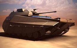 Israel phát triển dòng xe chiến đấu siêu nhỏ