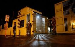 Tổng thống Duterte ban bố tình trạng thiết quân luật sau khi IS tấn công