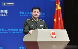 """Trung Quốc điều 2 tàu hộ vệ tên lửa """"trục xuất"""" chiến hạm Mỹ tuần tra biển Đông"""