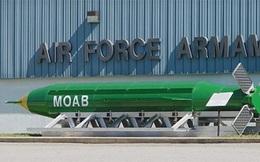 Mỹ phát triển phiên bản thu nhỏ của bom MOAB