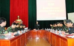 Khai mạc diễn tập khu vực phòng thủ tỉnh Yên Bái năm 2017