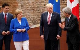 G7 bế tắc trong vấn đề khí hậu tại hội nghị ở Italy vì ông Trump