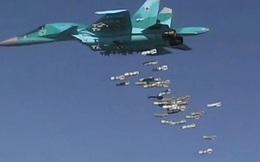 Không quân Nga giáng đòn diệt thủ lĩnh IS người Chechnya tại Syria