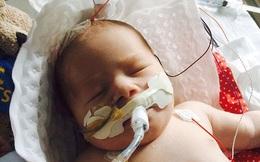 Ngừng thở 22 phút, bé sơ sinh bất ngờ sống lại