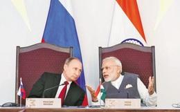 """Tổng thống Ấn Độ muốn """"sửa chữa"""" mối quan hệ với Nga"""