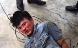 Hàng chục người dân hò nhau vây bắt đối tượng cạy két trộm tài sản