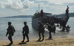 Philippines điều thêm lính thủy đánh bộ tới Marawi, TT Duterte hủy đề nghị đàm phán với IS