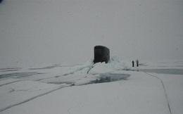 Trực thăng Nga phát hiện tàu ngầm hạt nhân Mỹ gặp nạn ở Bắc Cực?
