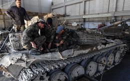 [ẢNH] Bên trong nơi hồi sinh những chiến tăng bị tàn phá của Syria