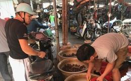 Cua đồng khan hiếm tăng giá, ăn cả cua ngất cua liệt