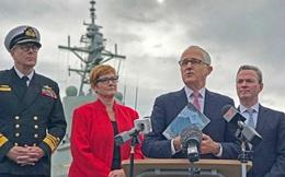 Siêu dự án đóng tàu hải quân của Australia