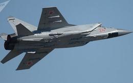 Nga điều chiến đấu cơ MiG-31 chặn máy bay tuần tra của Na Uy
