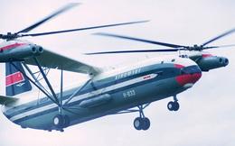 """Trực thăng Mil Mi-12: """"Quái vật"""" nặng 105 tấn giữ kỷ lục trong lịch sử hàng không"""