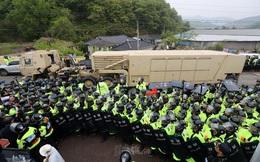 Yonhap: Hàn Quốc tạm ngừng triển khai lá chắn tên lửa THAAD để đánh giá môi trường