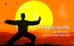 Bài thái cực quyền 24 động tác nổi tiếng hàng đầu Trung Quốc: Già hay trẻ tập đều có lợi!