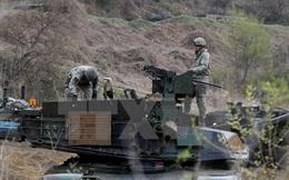 Hàn Quốc đề nghị ngân sách quốc phòng kỷ lục gần 40 tỷ USD