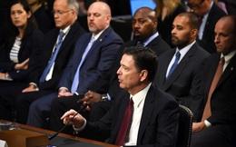 """Cựu Giám đốc FBI: """"Tổng thống sa thải tôi để cản trở FBI điều tra Nga"""""""