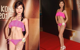 Dung nhan của Á hậu 9x khiến tỷ phú Hong Kong bỏ cả 3 con và người tình để chạy theo