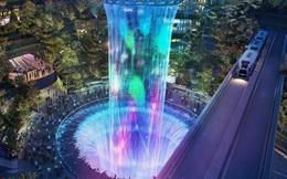 Thiết kế mới của sân bay quốc tế Changi: Thác nước trong nhà cao nhất thế giới và khu rừng nhân tạo sẽ khiến bạn choáng ngợp