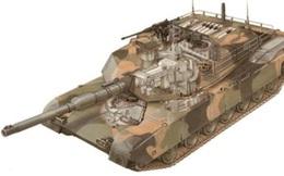 Maroc tiếp nhận thêm xe tăng M1A1 Abrams từ Mỹ