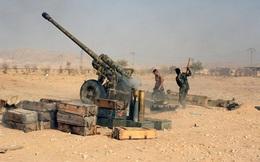 Trực thăng Nga càn quét, quân đội Syria đánh chiếm thị trấn IS ở đông Palmyra