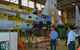 Nhà máy A-32 đảm bảo Su-27 và Su-30MK2 luôn bay tốt: Thành công nhờ chủ động, sáng tạo