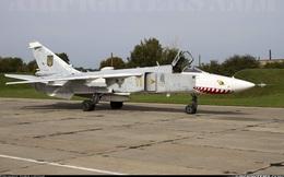 Phi công Ukraine cướp chiến đấu cơ Su-24 để bỏ chạy sang Nga: Biến căng thời loạn