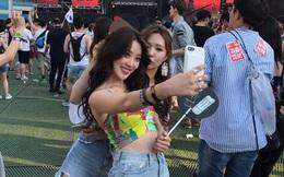 30s nhảy cực bốc trước ống kính, cô gái Hàn bất ngờ được chú ý tại Việt Nam