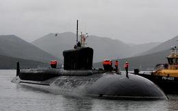 Top 5 tàu ngầm uy lực nhất của Nga