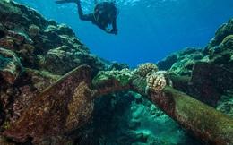 Một con tàu đắm nổi tiếng vừa biến mất khỏi đại dương, nhà thám hiểm đã tìm ra nguyên nhân