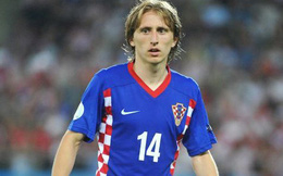 Modric biến mình thành 'kẻ phản bội' bóng đá Croatia
