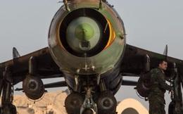 Su-22 Syria bị Mỹ bắn hạ