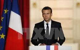 Tổng thống Emmanuel Macron vẽ lại bản đồ chính trị của nước Pháp