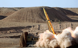 Iran tiết lộ tên lửa đã giáng đòn sấm sét tấn công khủng bố ở Syria