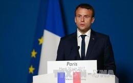 """Tổng thống Macron sẽ rút Pháp khỏi các """"tiền tuyến"""" Ukraine, Syria"""