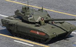 Siêu tăng Armata xung trận vào năm 2019