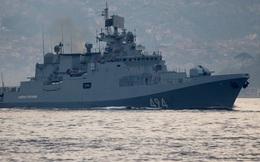 """Tàu chiến Nga """"đắt như tôm tươi"""" sau màn thể hiện hoành tráng tại Syria"""
