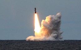 Nga phóng thành công tên lửa đạn đạo từ tàu ngầm nguyên tử chiến lược Yuri Dolgoruky