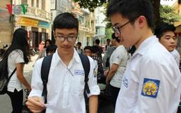 Bài thi THPT Quốc gia 2017 được chấm như thế nào?