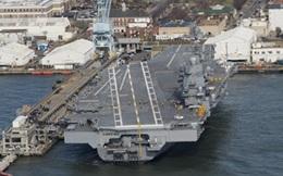 5 loại vũ khí có thể tiêu diệt tàu sân bay